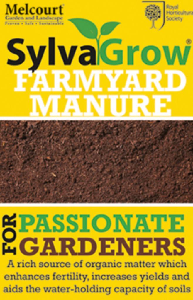 Melcourt SylvaGrow® Farmyard Manure
