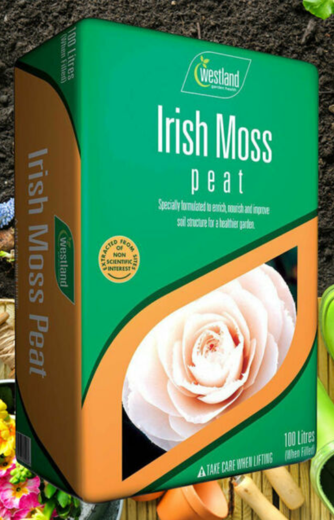 Westland Irish Moss Peat