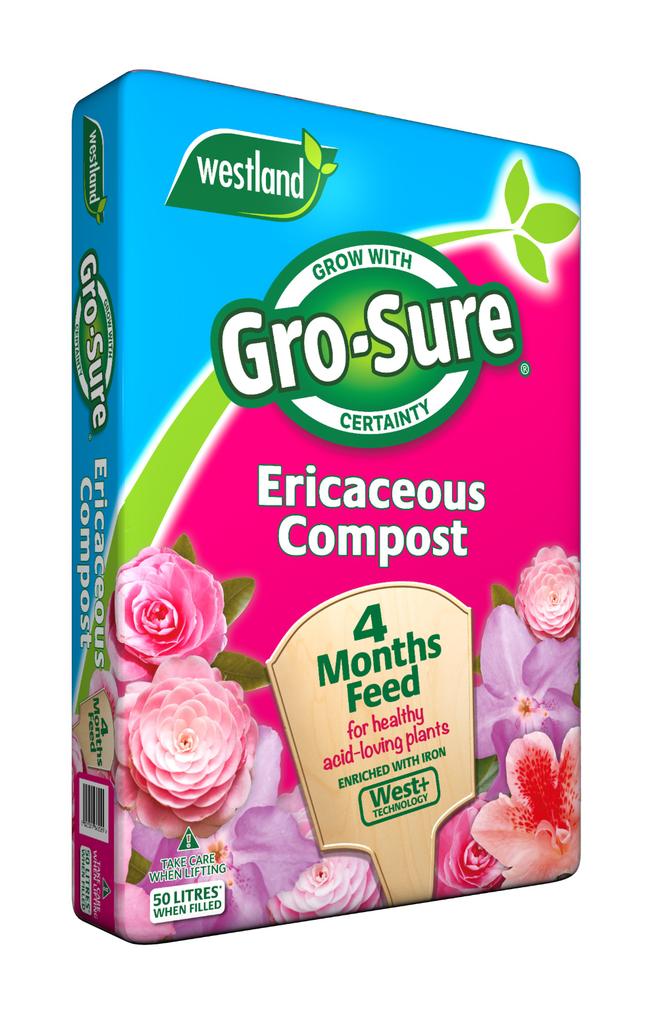 Westland Gro-Sure Ericaceous Compost