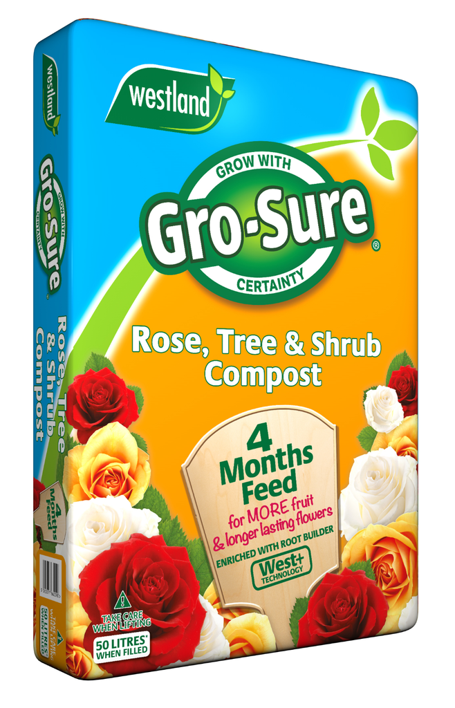Westland Gro-Sure Rose Tree & Shrub Compost