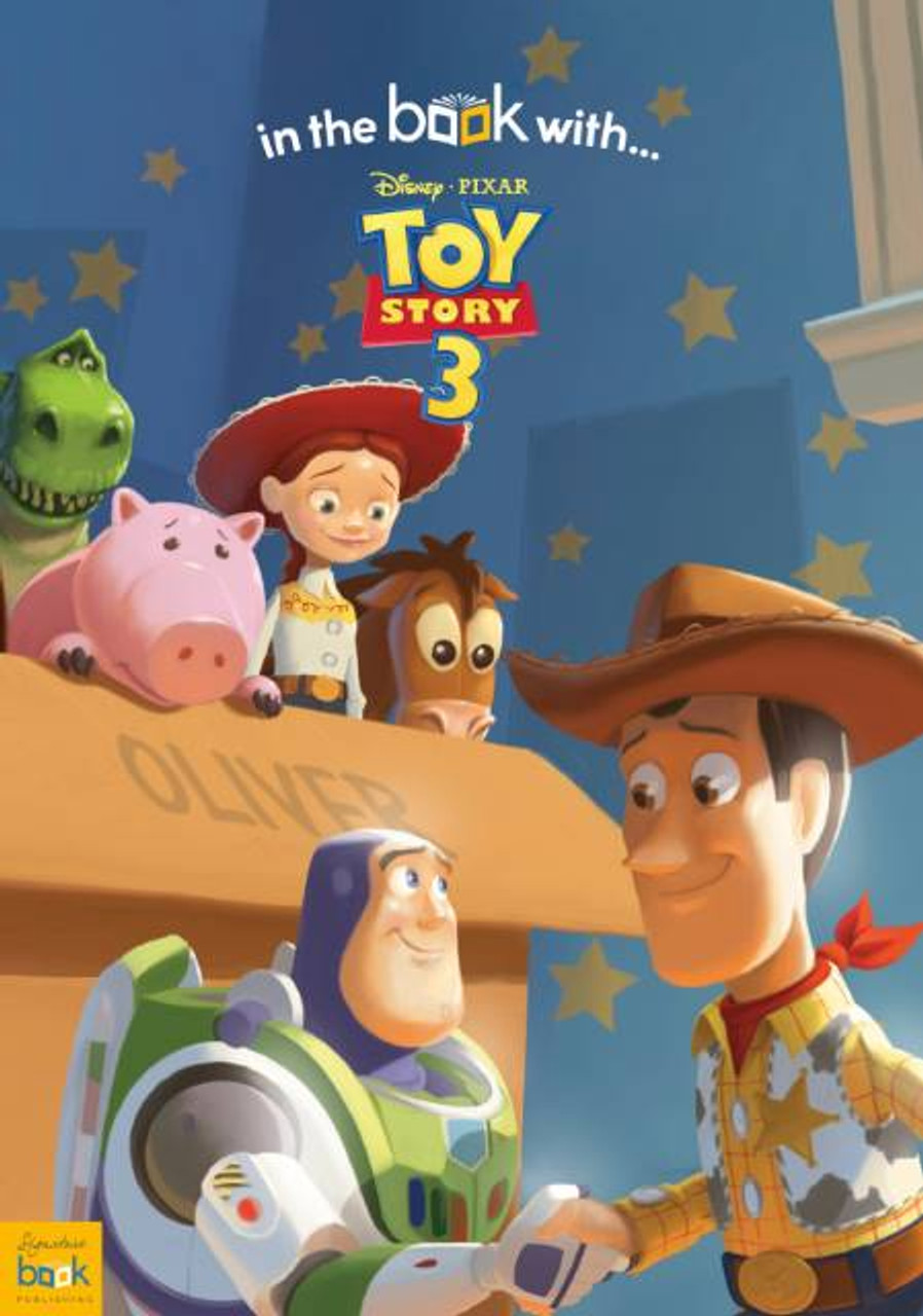 2 Disney Toy Story Personalised Baby On Board Car Sign