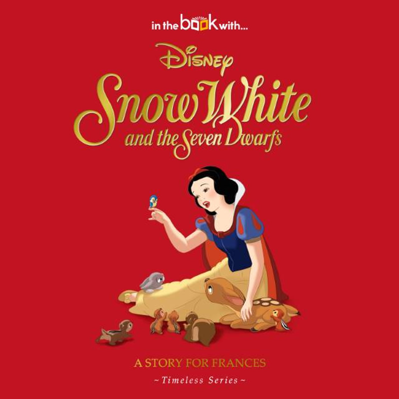 2 Disney Snow White Personalised Baby On Board Car Sign