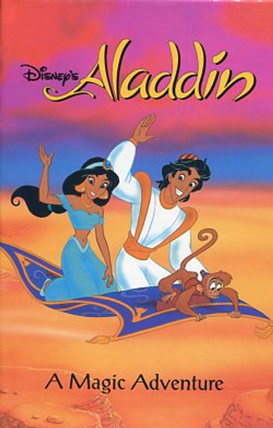 Aladdin Personalized Book