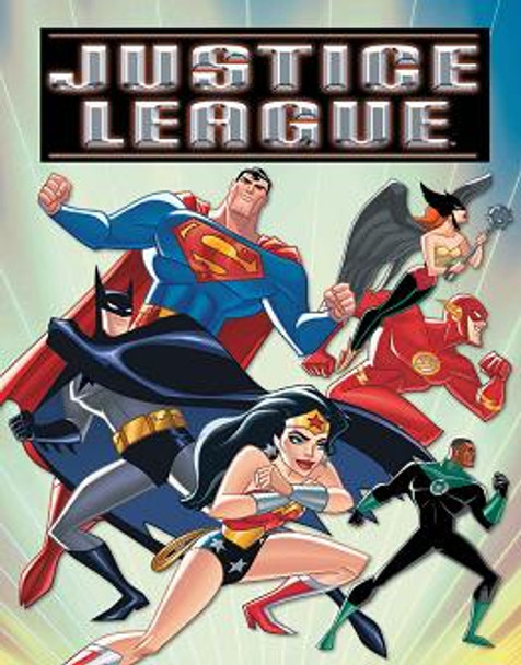 Justice League Personalized Book