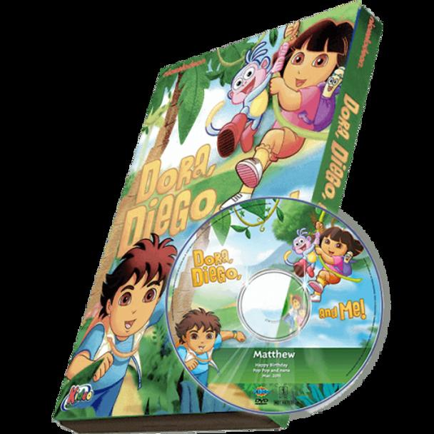 Dora, Diego and Me
