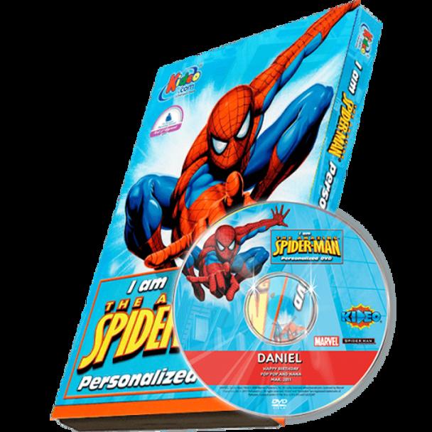I Am the Amazing Spider-Man DVD