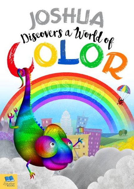 Discover a World of Color Personalized Book