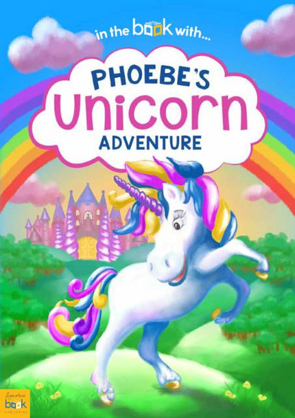 Personalized Unicorn Adventure Storybook