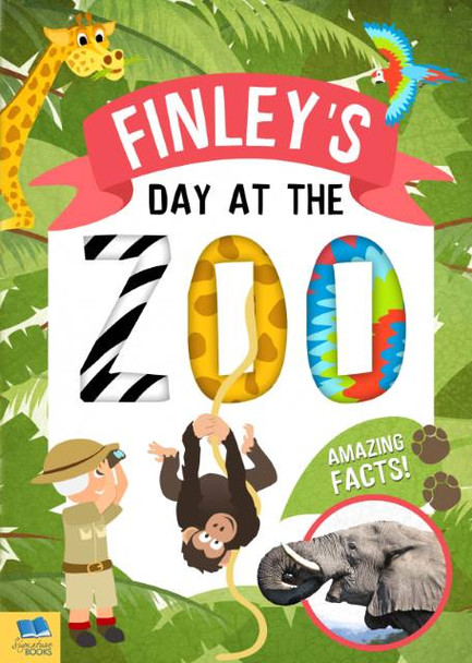 My Day at the Zoo Personalized Book