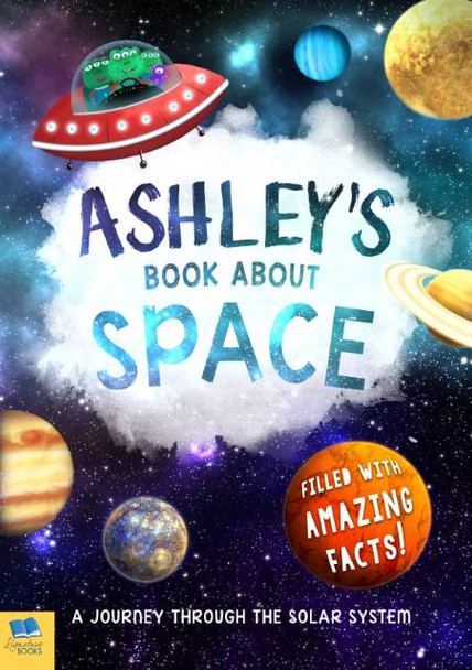 My Personalized Book About Space