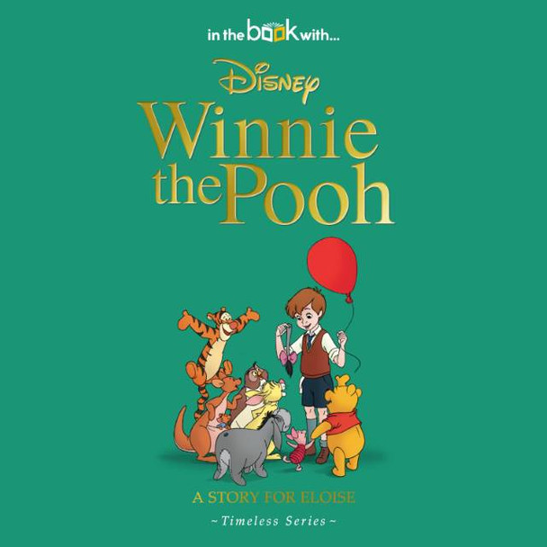 Personalized Disney Winnie-the-Pooh Story Book