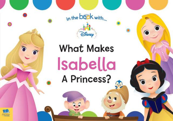 What makes me a Princess Personalized Board Book