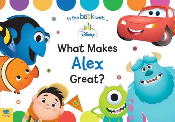 What makes me Great Personalized Board Book