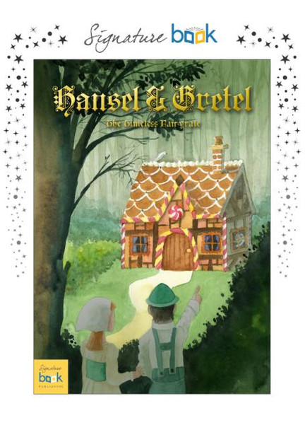 Hansel & Gretel Fairy Tale  Book