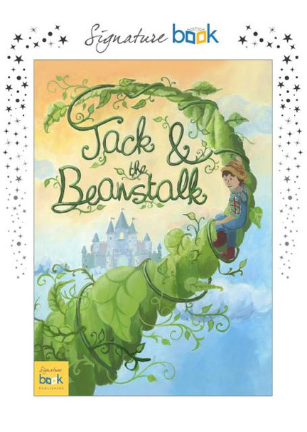 Jack and the Beanstalk Fairy Tale Book