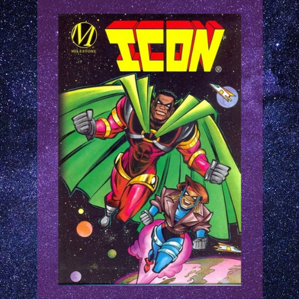 Icon and Rocket Personalized Book for Kids