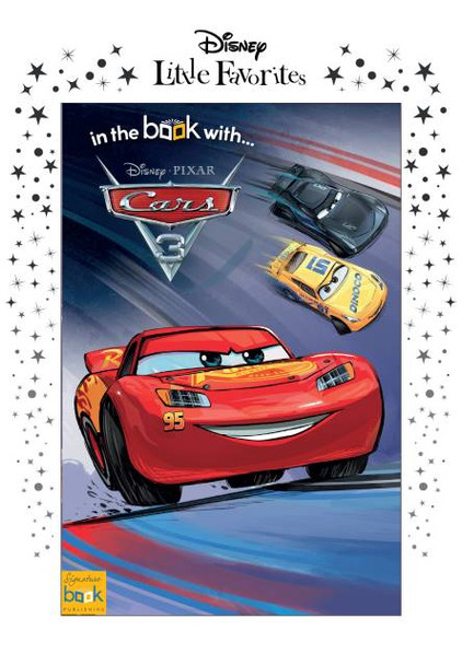 Disney Little Favorites Cars 3 Personalized Book for Kids