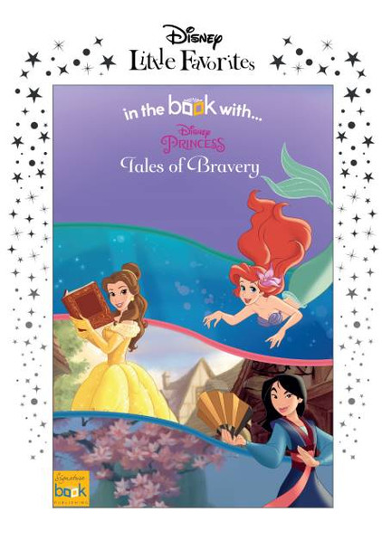 Disney Princess Personalized Kids Book