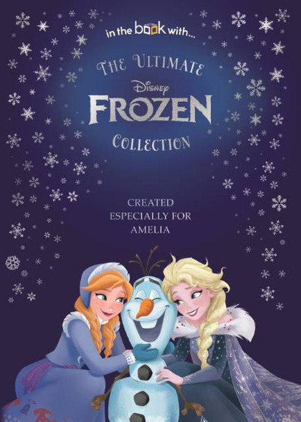 Frozen Collection Book - Deluxe