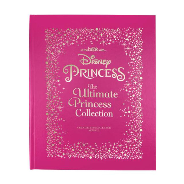 The Personalized Disney Princess Ultimate Collection - Deluxe