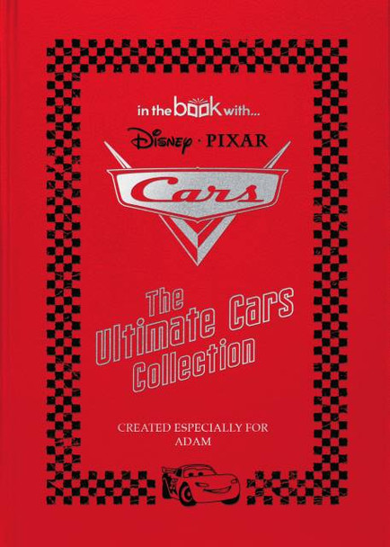 Personalized Book - Disney Cars Collection
