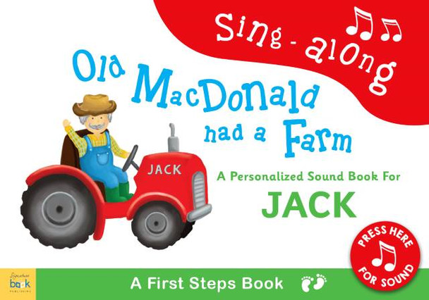 Old Macdonald Personalized Book For Kids