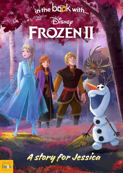 Frozen 2 Personalized Book for Kids