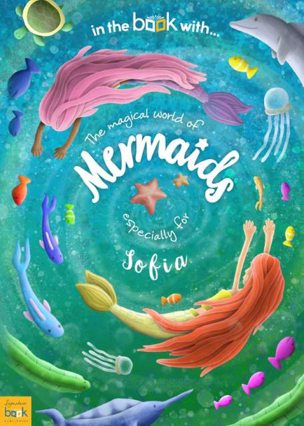 Personalized Mermaid Storybook for Kids