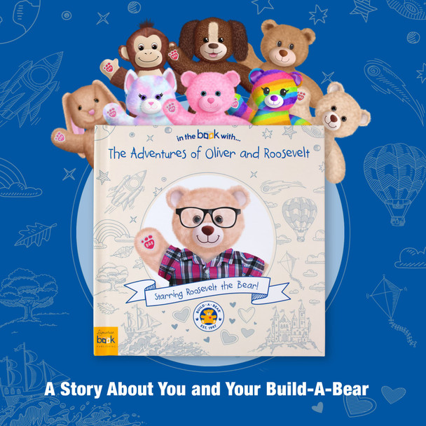 Build-A-Bear – 'How We First Met' Personalized Story Book