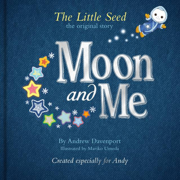 Personalized Moon & Me Book