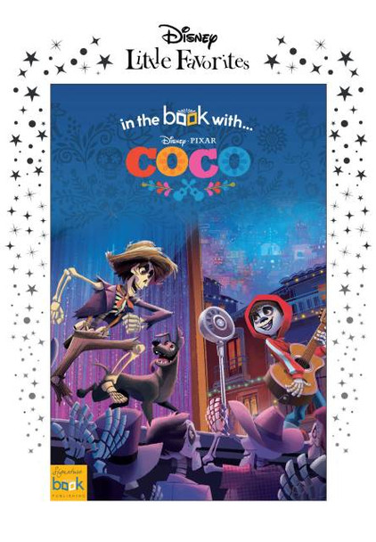 Disney Little Favorites Coco Personalized Book for Kids