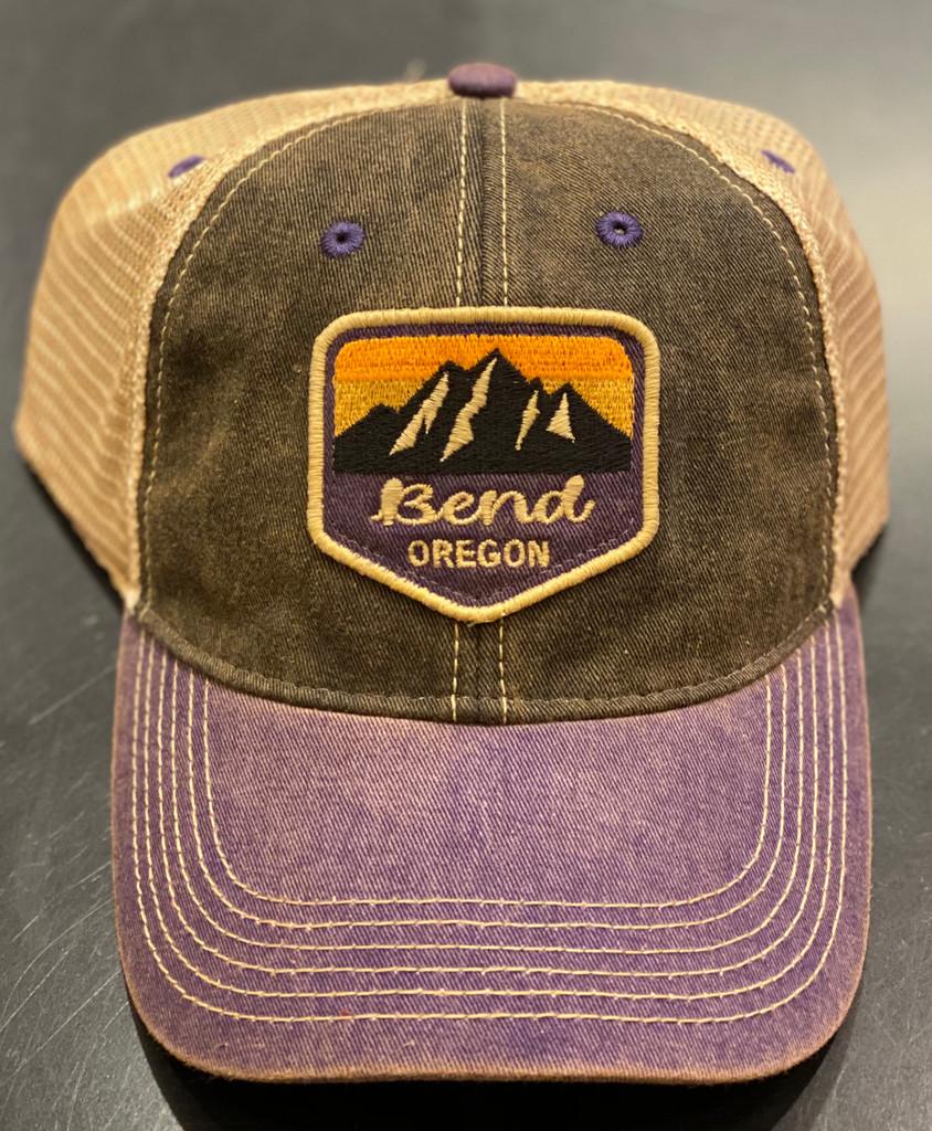 Lone Peak Trucker Hat