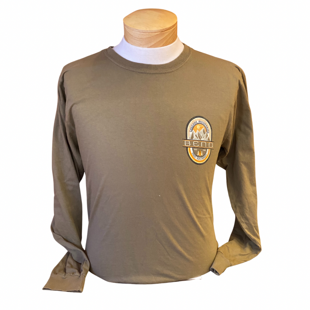 Log Roller Men's Long Sleeve Tee