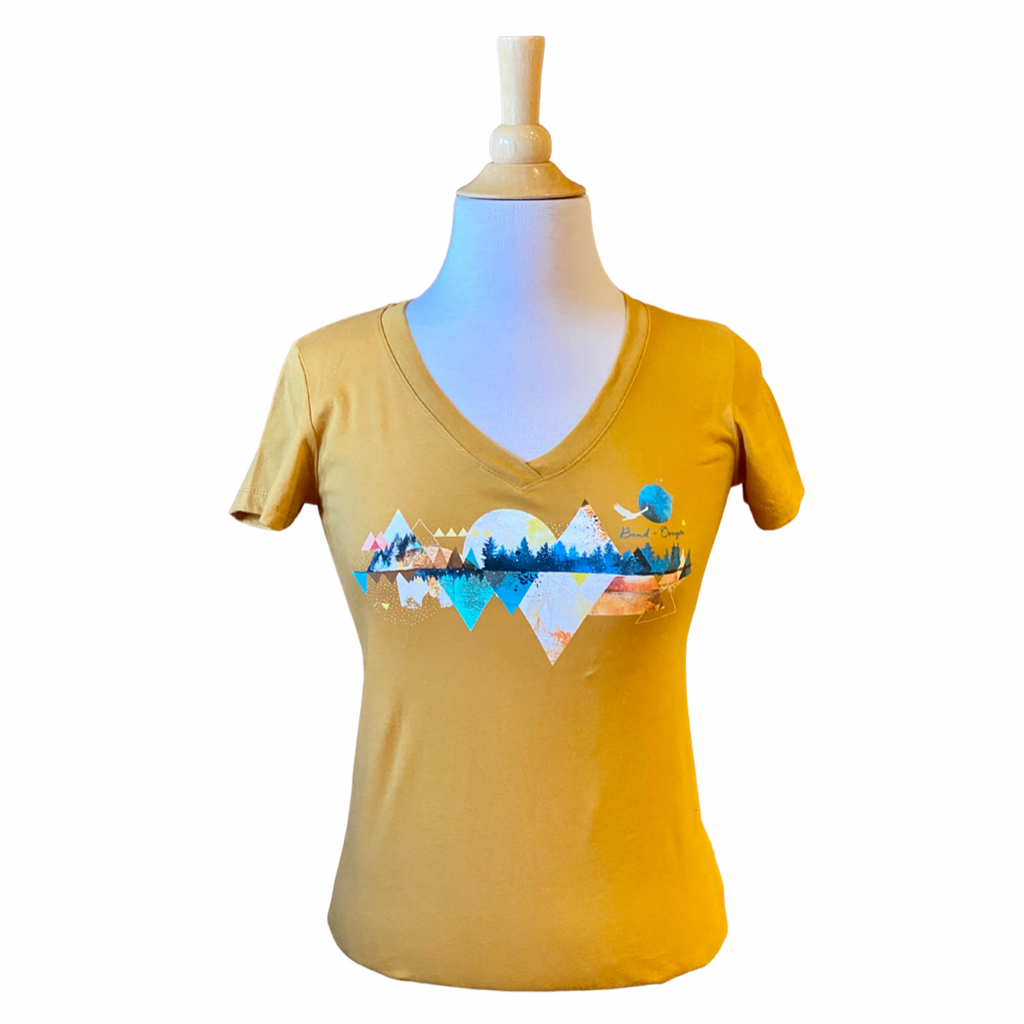 All Connected Women's Short Sleeve Tee