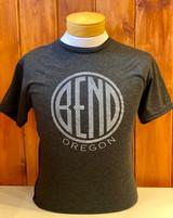 Bend Logo Tri Blend