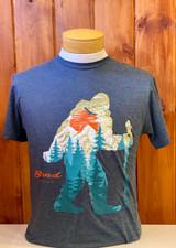 Sasquatch Hiker