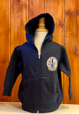 Bend Logo Infant and Toddler Hood