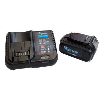 6AH Battery with Free Battery Charger