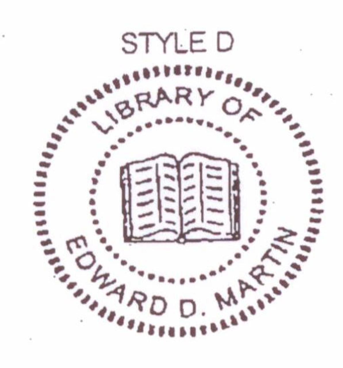 ELITE Embosser - Library
