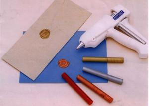 Dual Temperature Heat Gun for Sealing Wax
