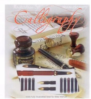 Calligraphy Masterclass Gift Set
