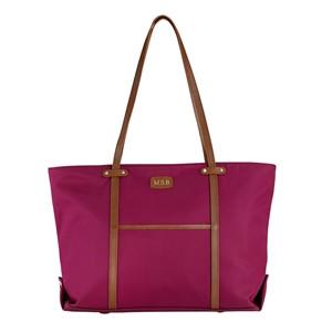 Boston Bag - Hot Pink