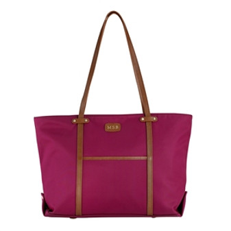 Boston Bag - Hot Pink