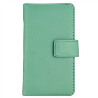 iPhone 6S / 6 Case Sea Green Leather