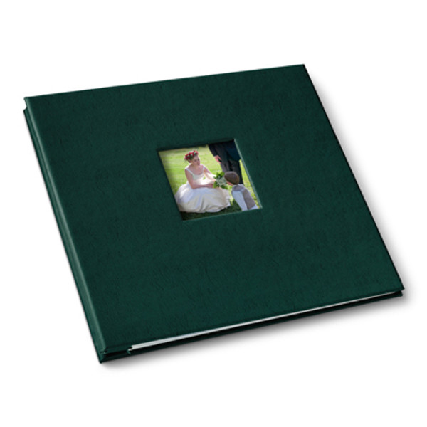 Green Post Bound Album