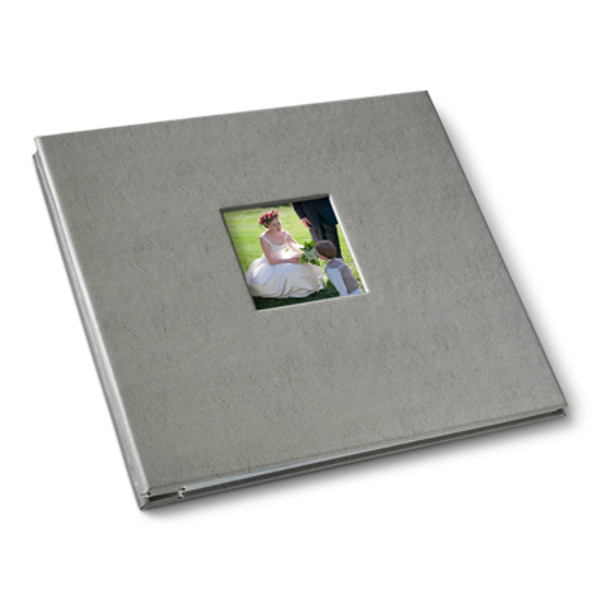 Gray Post Bound Album