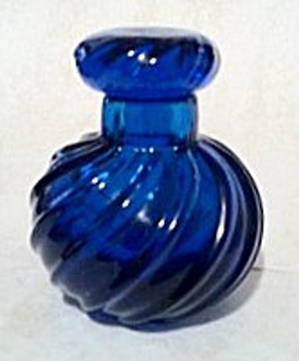Cobalt Blue Inkwell