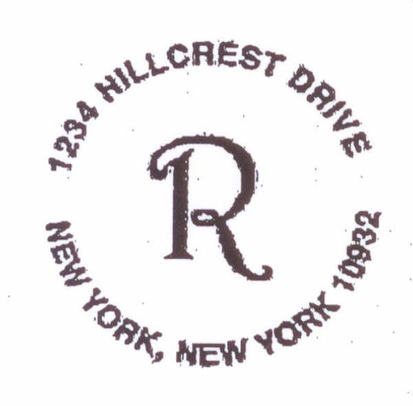 Round Address