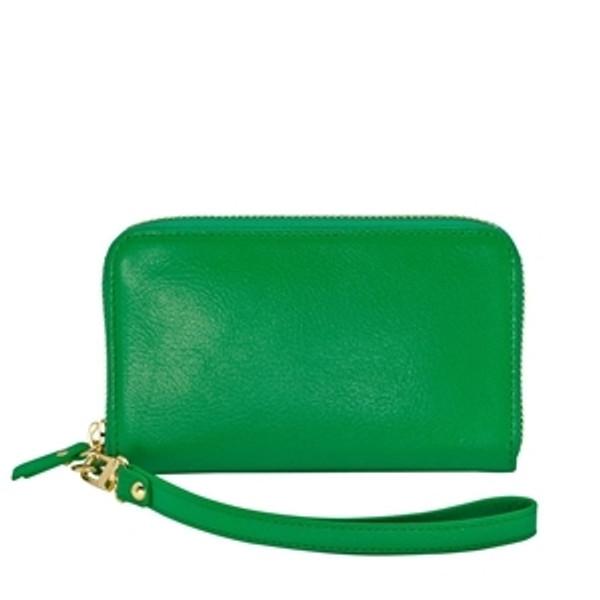 Wristcase Python Spring Leaf Green