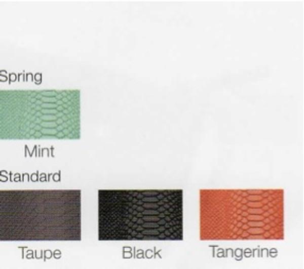iPad Mini - Python Embossed Leather Colors